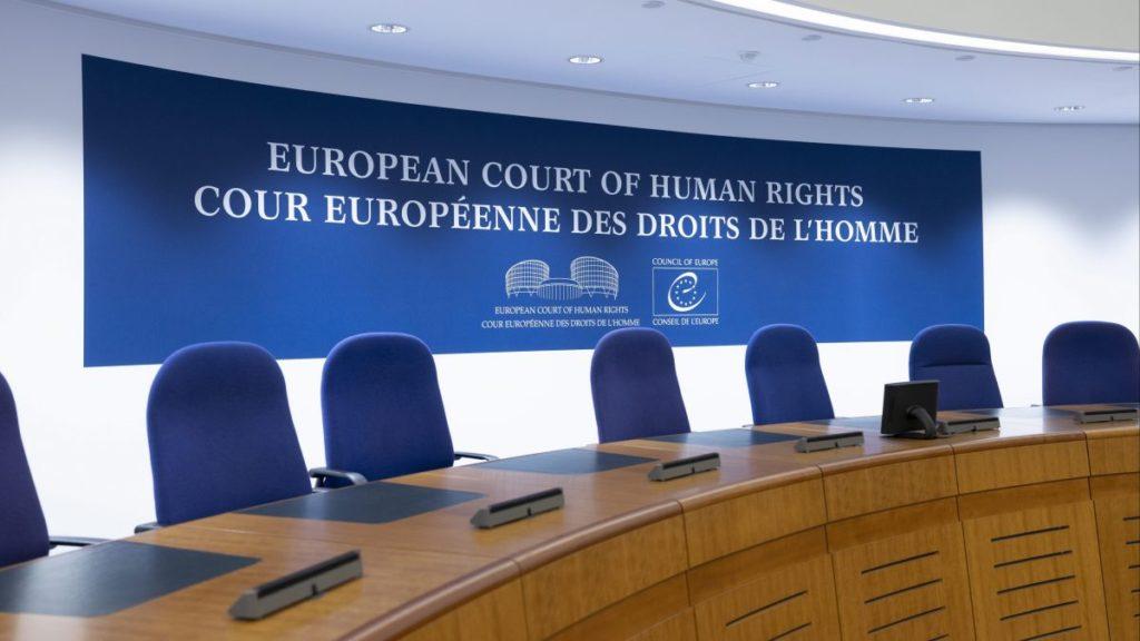 introduire une requête devant la Cour européenne