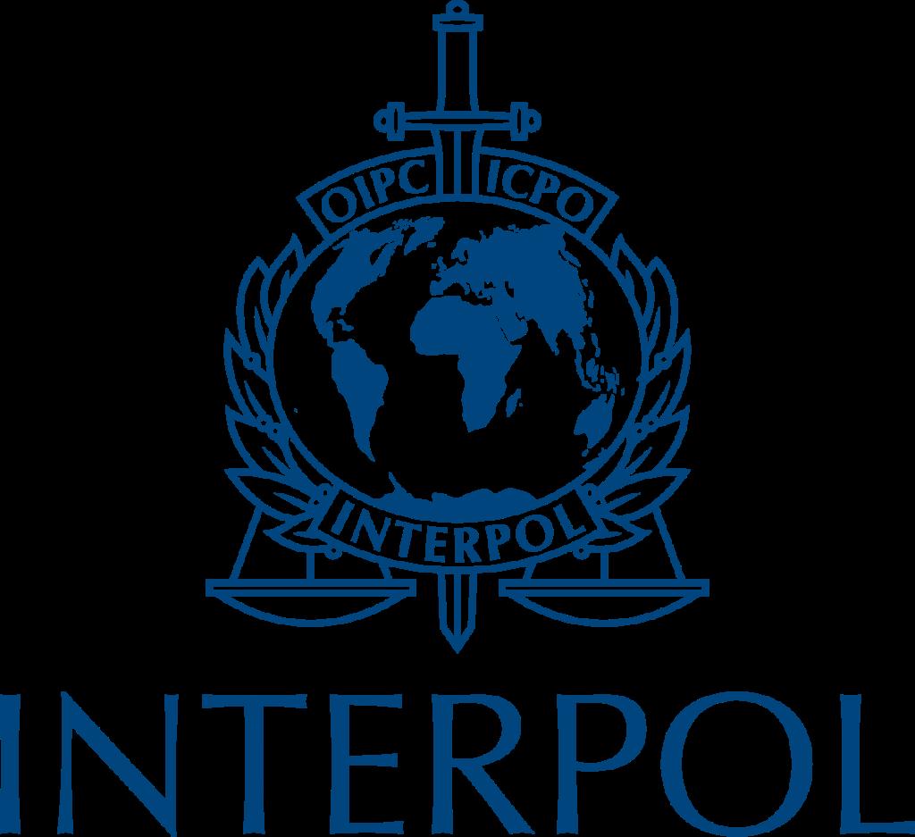 Avocat interpol - Logo Interpol